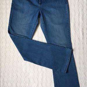NYDJ Jeans - NYDJ Mini Boot size 10
